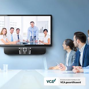 Vergaderruimte Videoconferencing - Vergaderruimte Videoconferencing